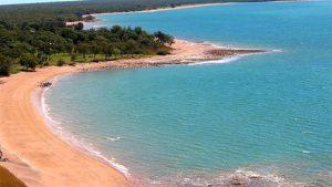 Darwin Mandorah Beach